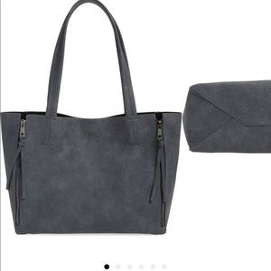 BP Faux Leather Tote